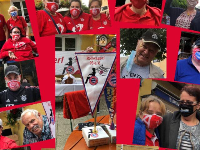 Foto Collage mit allen Teilnehmern