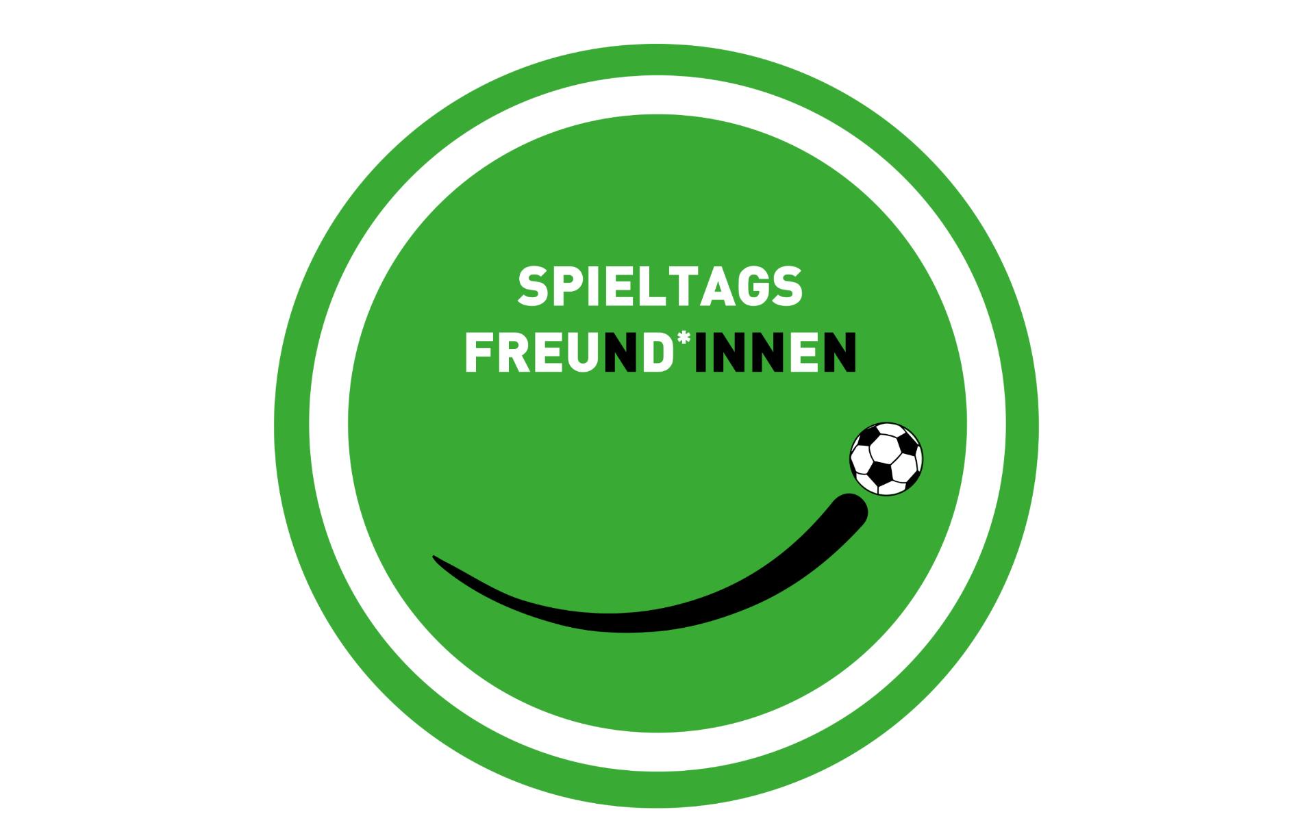 Logo Spieltagsfreund*innen